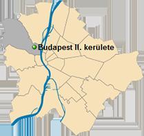 Konténer rendelés Budapest II. kerületébe