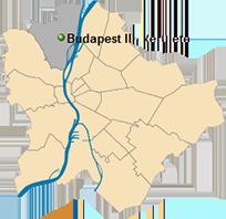 Konténer rendelés Budapest III. kerületébe
