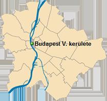 Konténer rendelés Budapest 5. kerületbe